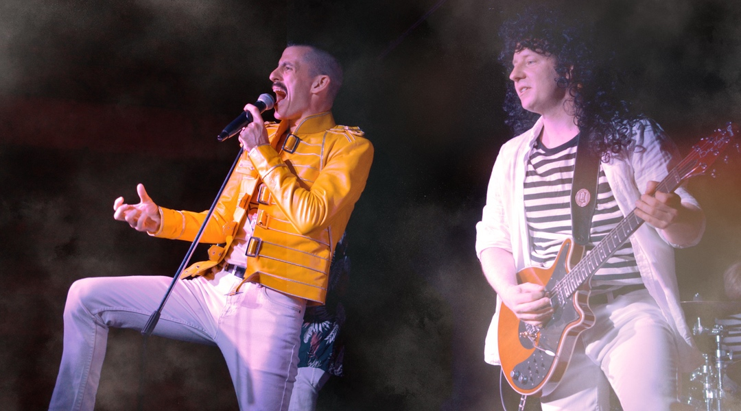 Qween – Queen Tribute Show|Ireland|Videos|Information|Gigs|Freddie